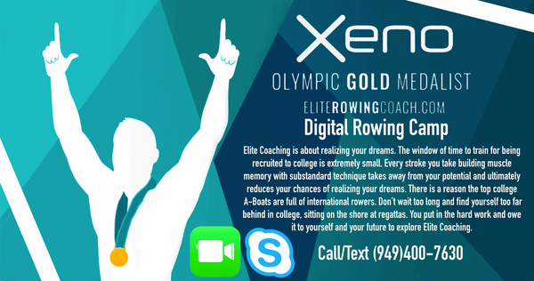 Online Elite Rowing Coach Rowing Camp