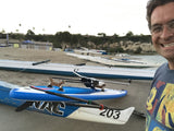 Xeno Müller Rowboard | Shipping Included! - Private Elite Coaching, rowing, Xeno Müller, Elite Rowing Coach