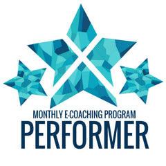 1 Month eCoaching Program PERFORMER
