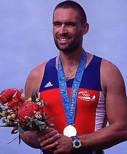 Olympic gold and silver medalist Elite Rowing Coach Xeno Muller