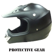 Off-Road Gear: Protective Gear