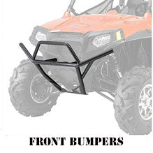 RZR XP 900: Front Bumpers