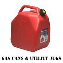 Off-Road Gear: Gas Cans & Utility Jugs