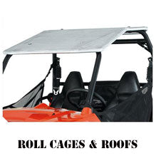 RZR XP 900: Roll Cages & Roofs