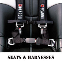 RZR XP 900: Seats & Harnesses