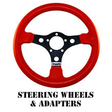RZR XP 900: Steering Wheels & Adapters