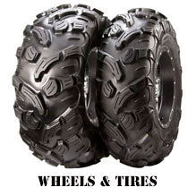 RZR XP 900: Wheels & Tires