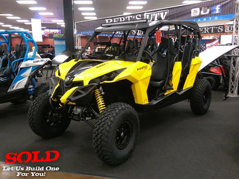 "2015 Can-Am Maverick Max XRS ""Authentic Series 041"""