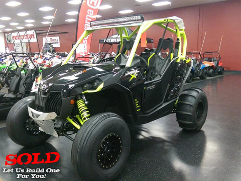 "2015 Maverick XDS Turbo ""Authentic Series 042"""
