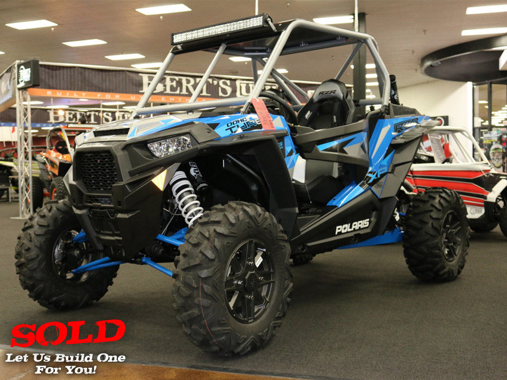 "2016 RZR XP TURBO ""Authentic Series 044"""
