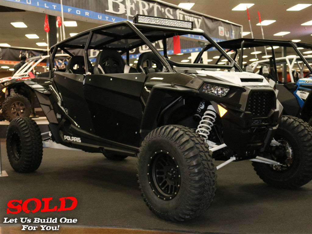 "2016 RZR XP 4 TURBO ""Authentic Series 054"""