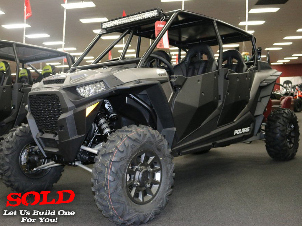 "2017 RZR XP 4 1000 ""Authentic Series 075"""