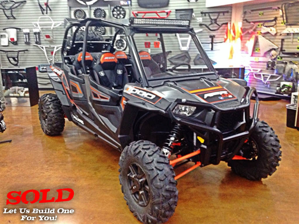 "2014 RZR XP 4 1000 ""Authentic Series 009"""
