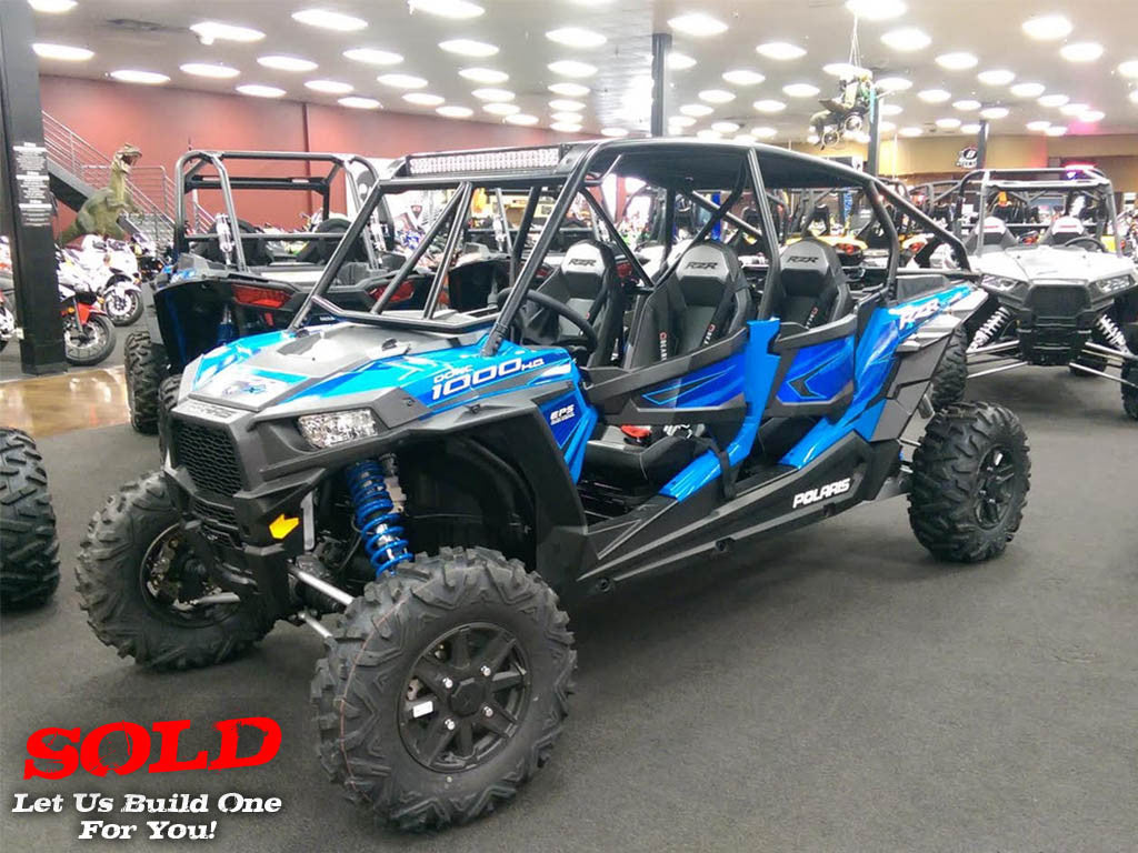 "2015 RZR XP 4 1000 ""Authentic Series 013"""