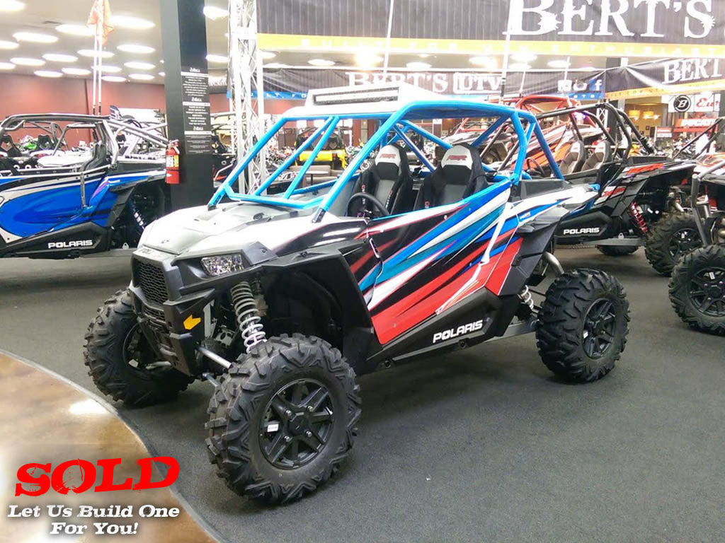 "2015 RZR XP 1000 ""Patriot"""