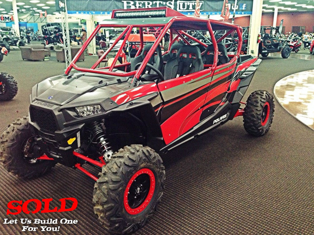 "2014 RZR XP 4 1000 ""The Red Dragon"""