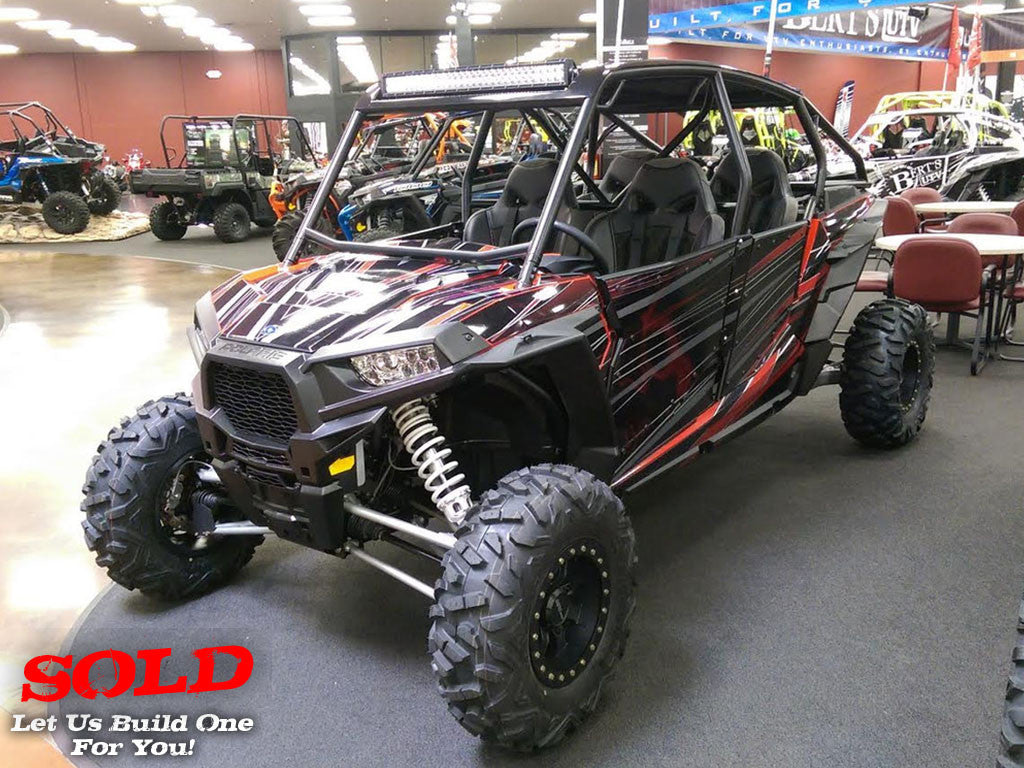 "2015 RZR XP 4 1000 ""The Shocker"""