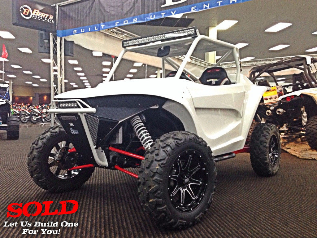 "2014 RZR XP 1000 ""Buckshot Build"""