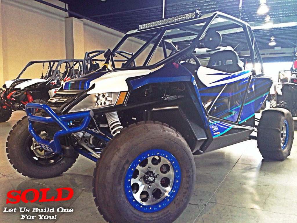 "2013 Arctic Cat Wildcat X ""Voltage"""