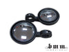 UTV Side Mirrors - BILLET SIDE BY SIDE MIRRORS