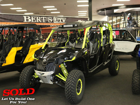 "2015 Can-Am Maverick Max XRS Turbo ""Authentic Series 043"""