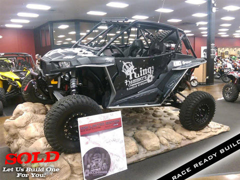 "2015 RZR 1000 ""K.O.H. Limited Edition"""
