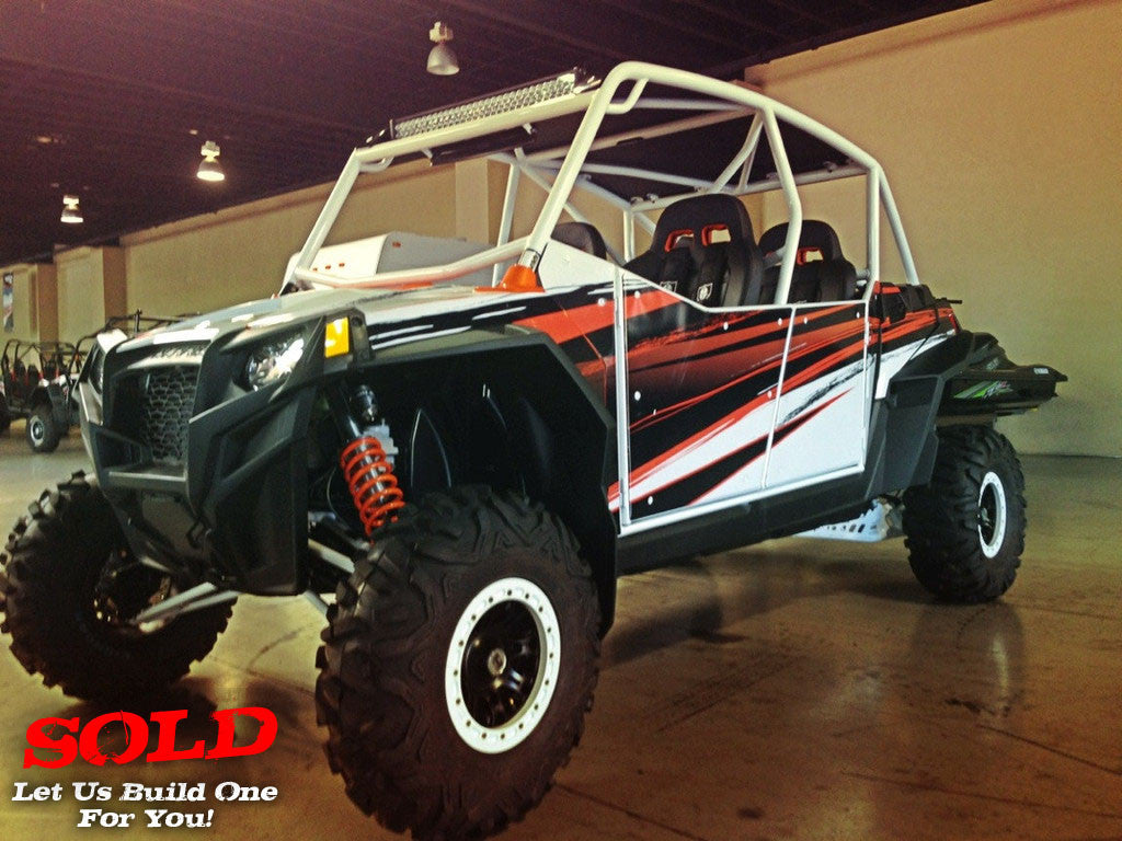 "2014 RZR XP-4 ""Eclipse"""
