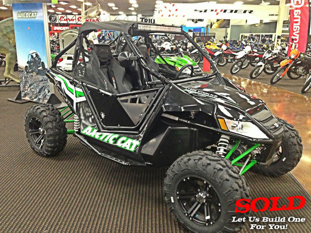 "2012 Arctic Cat WildCat ""Armored"""