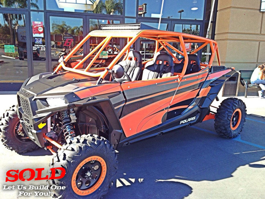 "2014 RZR XP 4 1000 ""Tazmanian Devil"""