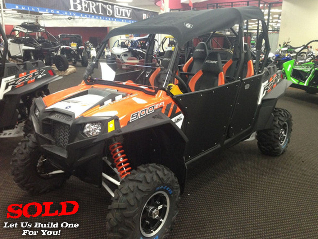 "2014 RZR 4 900 ""Authentic Series 004"""