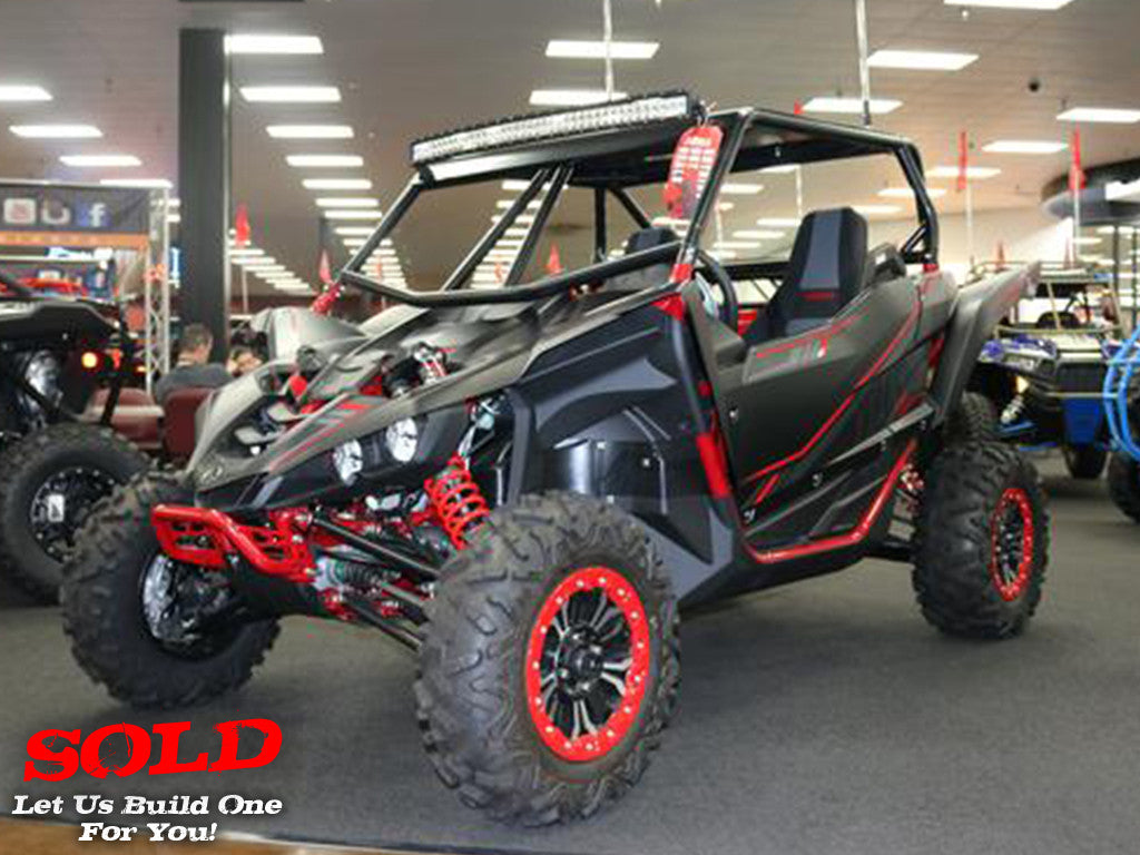 "2017 YXZ 1000R SS "" Authentic Series 079"""