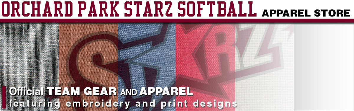 Orchard Park Starz Softball Apparel Store | The Phoenix Stores