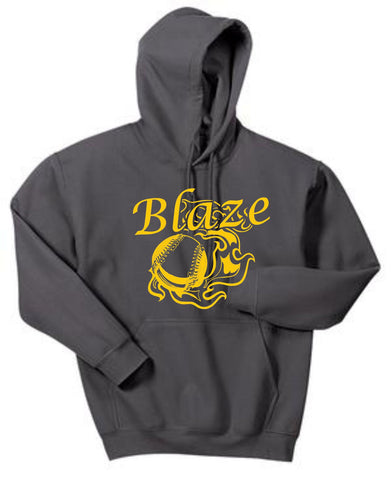 Blaze- Gildan® - Youth Heavy Blend™ Hooded Sweatshirt- 18500b