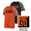 XFS - Personalized Adult/Youth Colorblock Digi Camo Jersey  (Augusta 1782|1783)