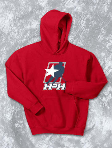 HPHD - Adult/Youth Heavy Blend Print Hoodie (18500|B)