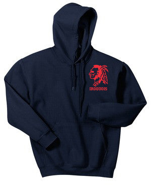 Iroquois-Gildan® - Heavy Blend™ Hooded Sweatshirt- 18500
