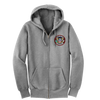 Full Zip Hooded Sweatshirt (18600)
