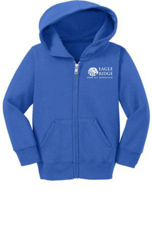 EagleRidge- Toddler Full Zip Hoodie (CAR78TZH)