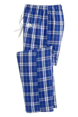EagleRidge - Young Mens Flannel Plaid Pant (DT1800)