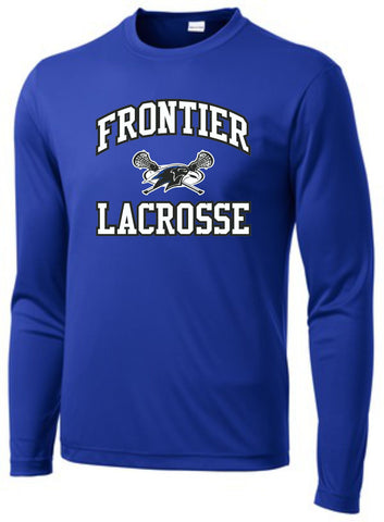 FGLAX-Sport-Tek® Long Sleeve PosiCharge™ Competitor™ Tee- (Y)ST350LS