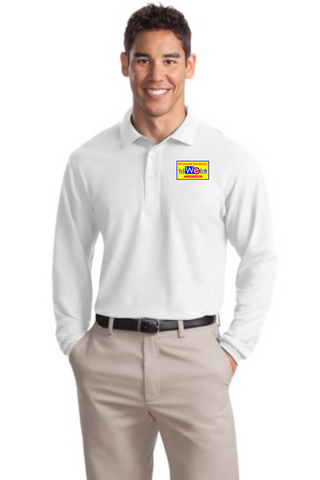 WIN - Long Sleeve Polo Shirt- (L) K500LS