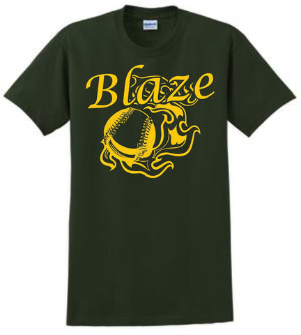 Blaze-Gildan® - Ultra Cotton® 100% Cotton T-Shirt- 2000