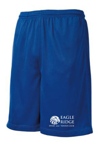 EagleRidge- Sport-Tek® PosiCharge™ Tough Mesh Pocket Short (ST312)