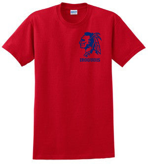 Iroquois-Gildan® - Ultra Cotton® 100% Cotton T-Shirt- 2000