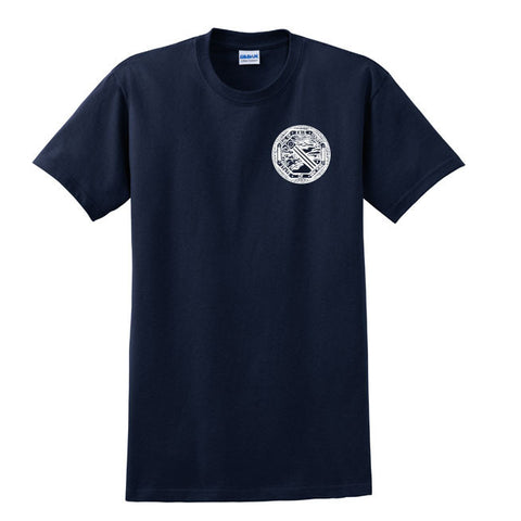 ECS- Short Sleeve Pocket Tee- PC61P
