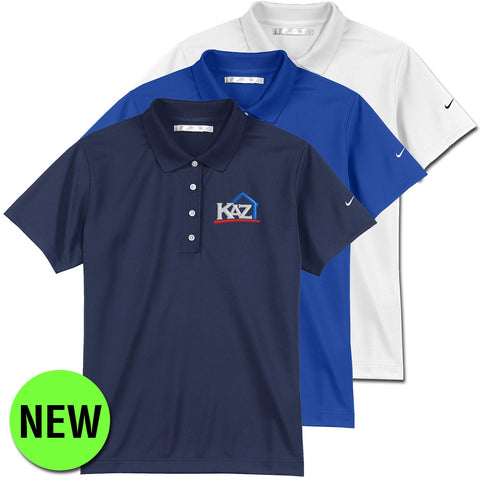 KAZ - Womens Nike Tech Dri-FIT Polo (203697)