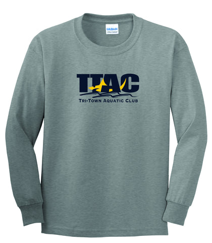 TTAC-Unisex Long Sleeve Tee Shirt-2400