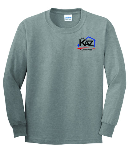 KAZ- Long Sleeve Tee- G2400