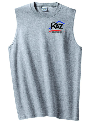 KAZ- Sleeveless Tee- 2700