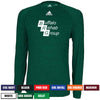 BRG - Adidas Mens CLIMATELITE® Long Sleeve Shirt (2946)